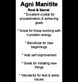 Agni Manitite - Card