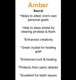 Amber - Card