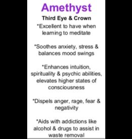 Amethyst - Card