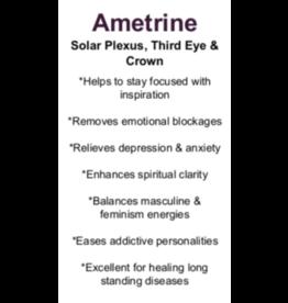 Ametrine - Card