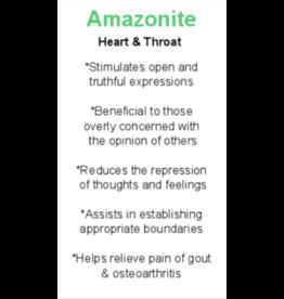 Amazonite - Card
