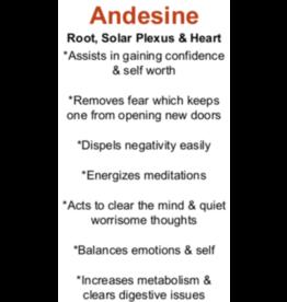 Andesine - Card