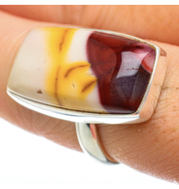Mookaite Ring - Size 8.5