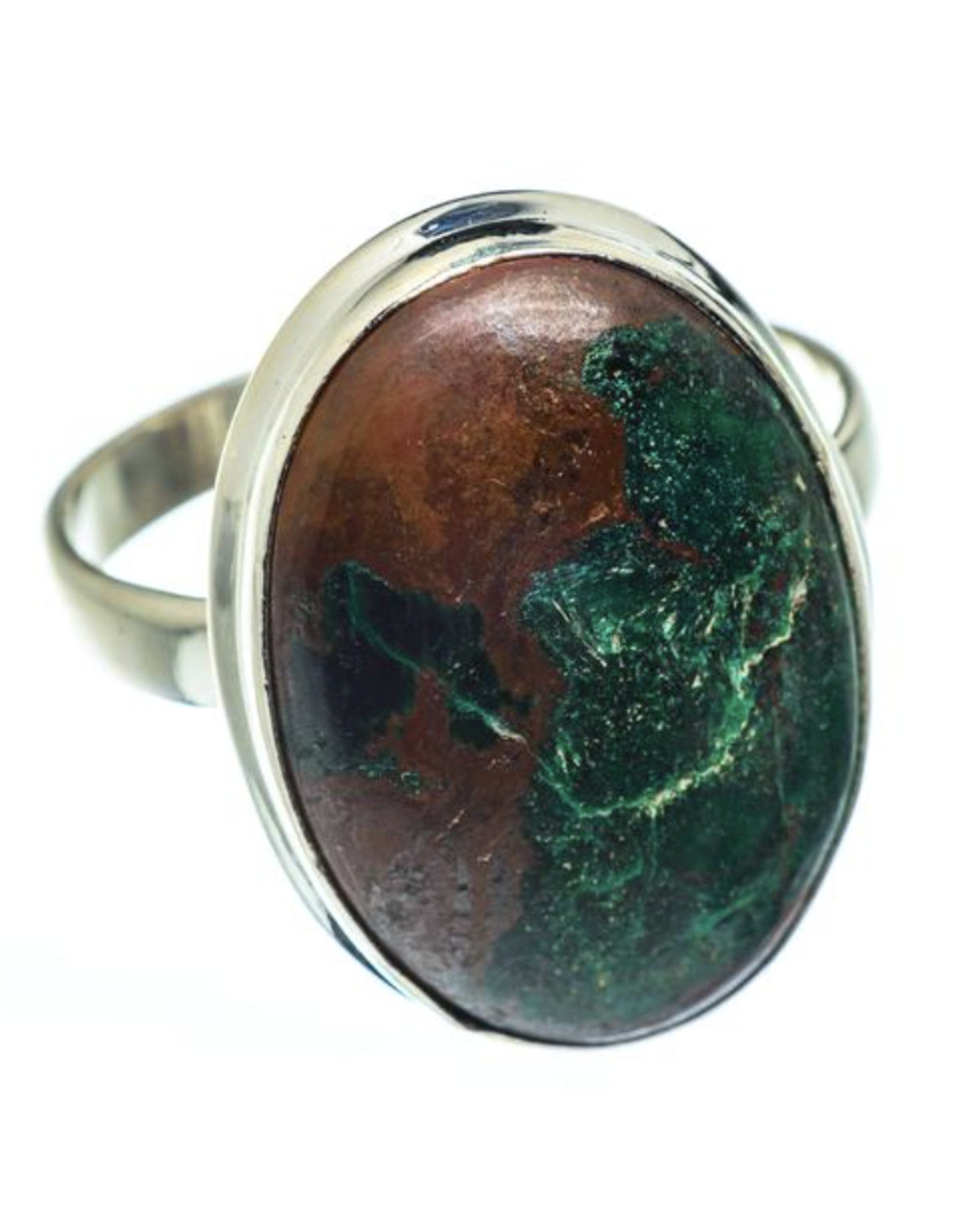 Chrysocolla Ring - Size 12.75