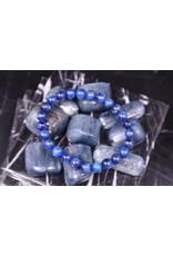 Blue Kyanite Bracelet 7-8mm