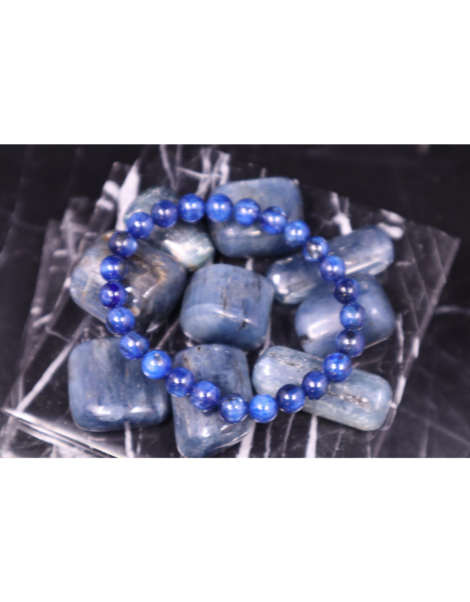 Blue Kyanite Bracelet-8mm