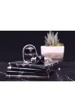 Black Obsidian Merkaba Pendulum