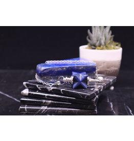 Lapis Lazuli Merkaba Pendulum