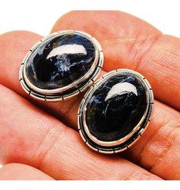 Pietersite Earrings - Stud