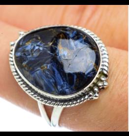 Pietersite Ring - Size 8
