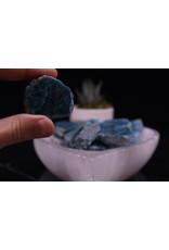 """Blue Apatite Slab - 2"""""""