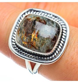 Astrophyllite Ring - Size 8.5