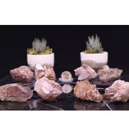 Lithium Quartz Cluster - Medium