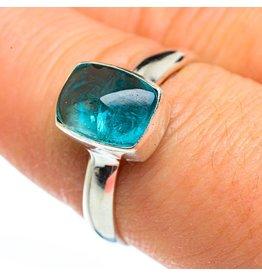 Apatite Ring  - Size 8.25