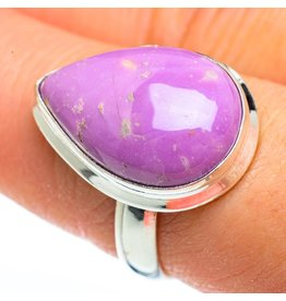 Phosphosiderite Ring - Size 8.25