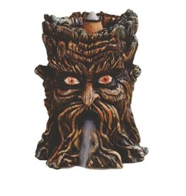 Tree Spirit Cone Backflow Burner