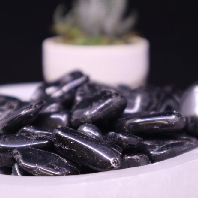Black Tourmaline-Tumbled