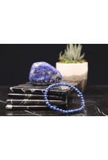 Lapis Lazuli Bracelet - 4mm