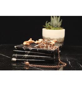 Spiral Vortex Metal-Copper Pendulum