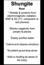 Elite Noble Shungite Water Charging Set