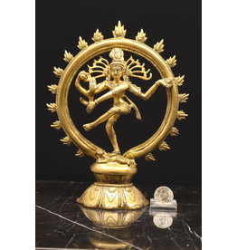 Lord Shiva Bronze Stature