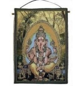 Tapestry Banner/Wall Hanging Lord/Success/ Ganesha