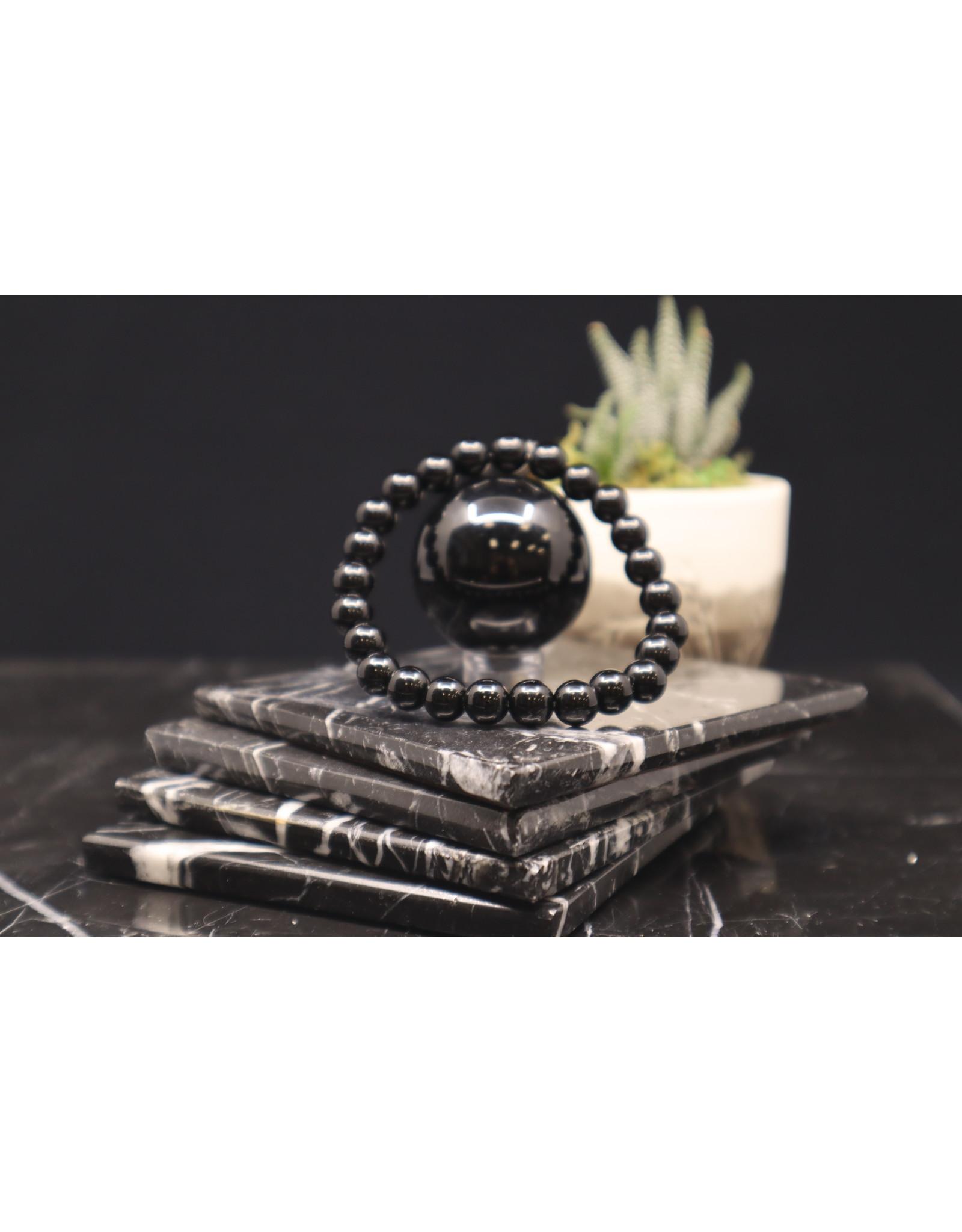 Black Onyx Bracelet-8mm