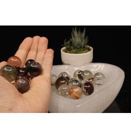 Garden Quartz Sphere (AAA Grade) 5-10mm