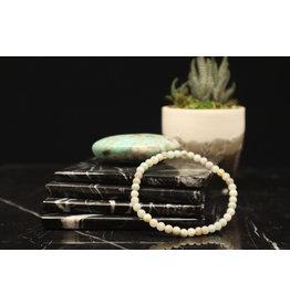 Mixed Amazonite Bracelet - 4mm