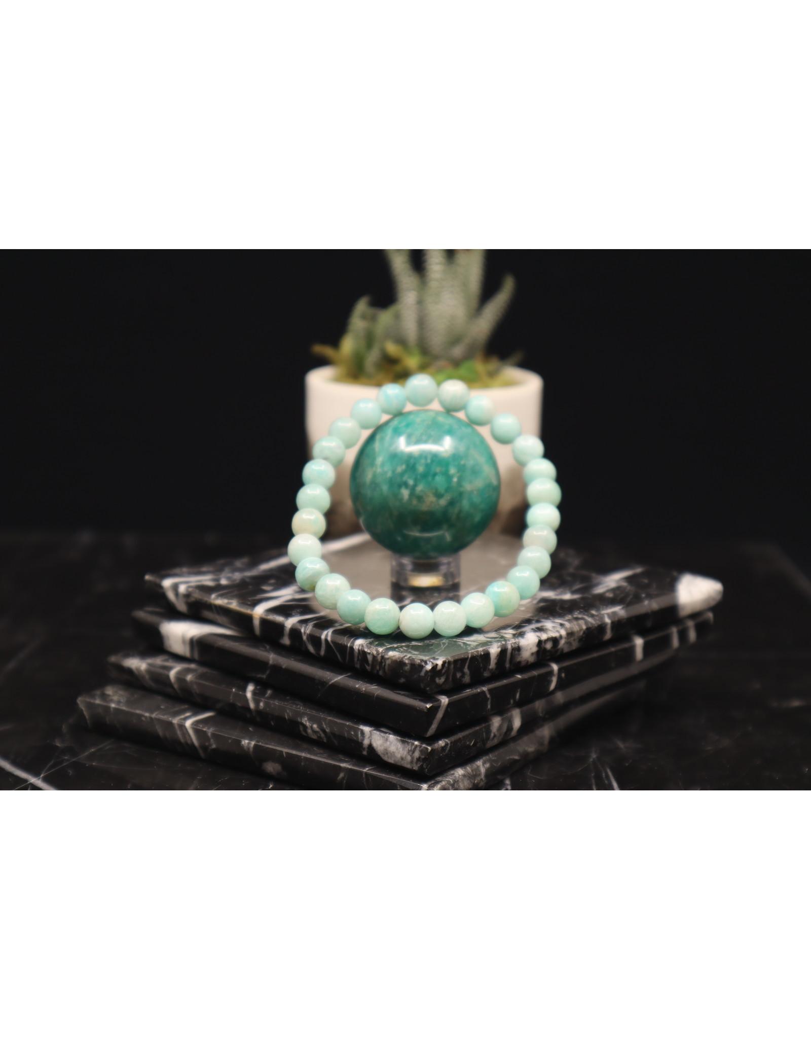 Amazonite Bracelet - 8mm