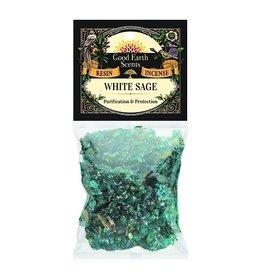 Good Earth Scents/Soul Sticks White Sage Resin Incense 1oz