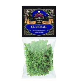 St. Michael Resin Incense