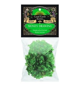 Good Earth Scents/Soul Sticks Money Drawing Resin Incense 1oz