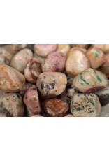 Cobaltian Calcite - Tumbled