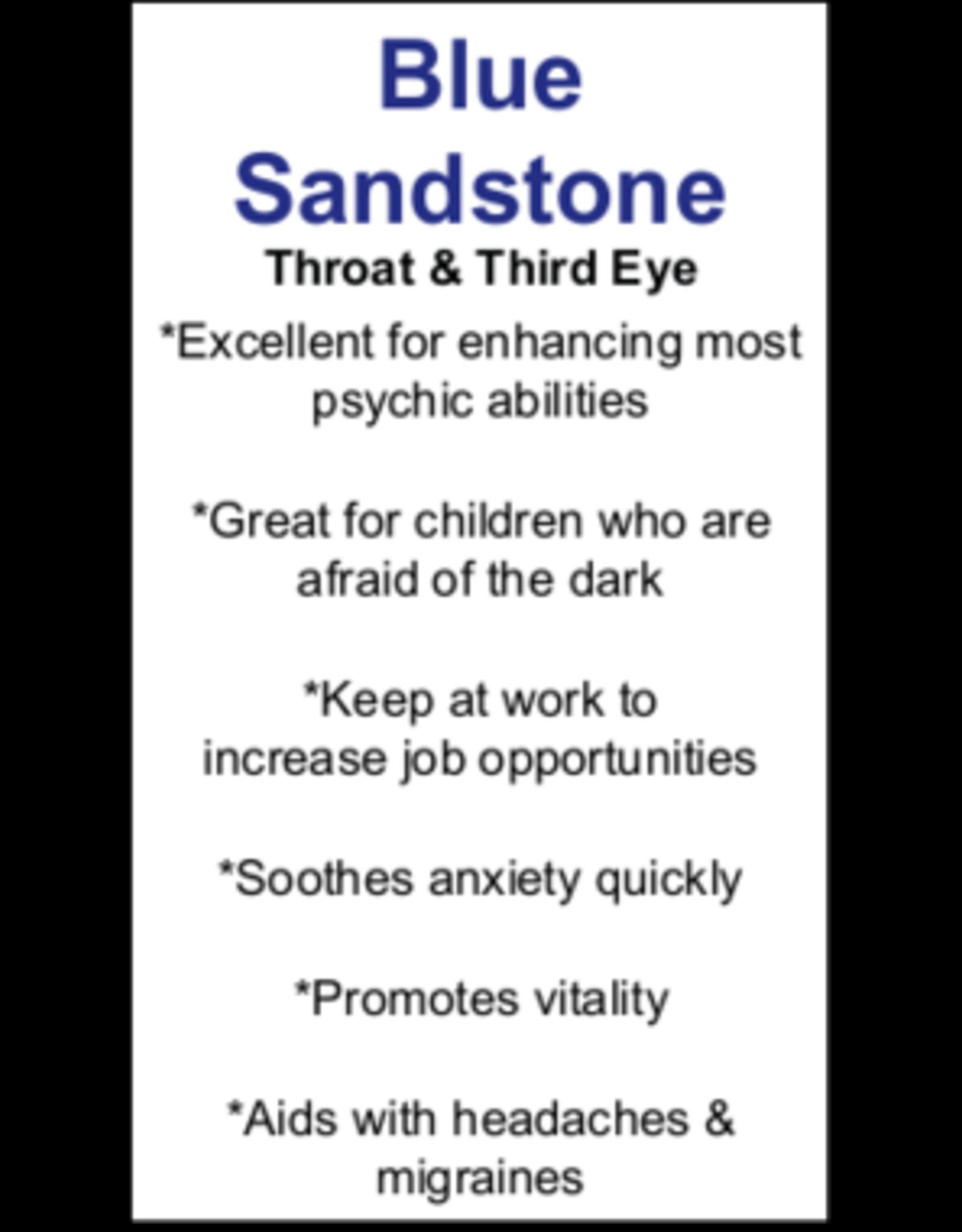 Blue Sandstone - Card