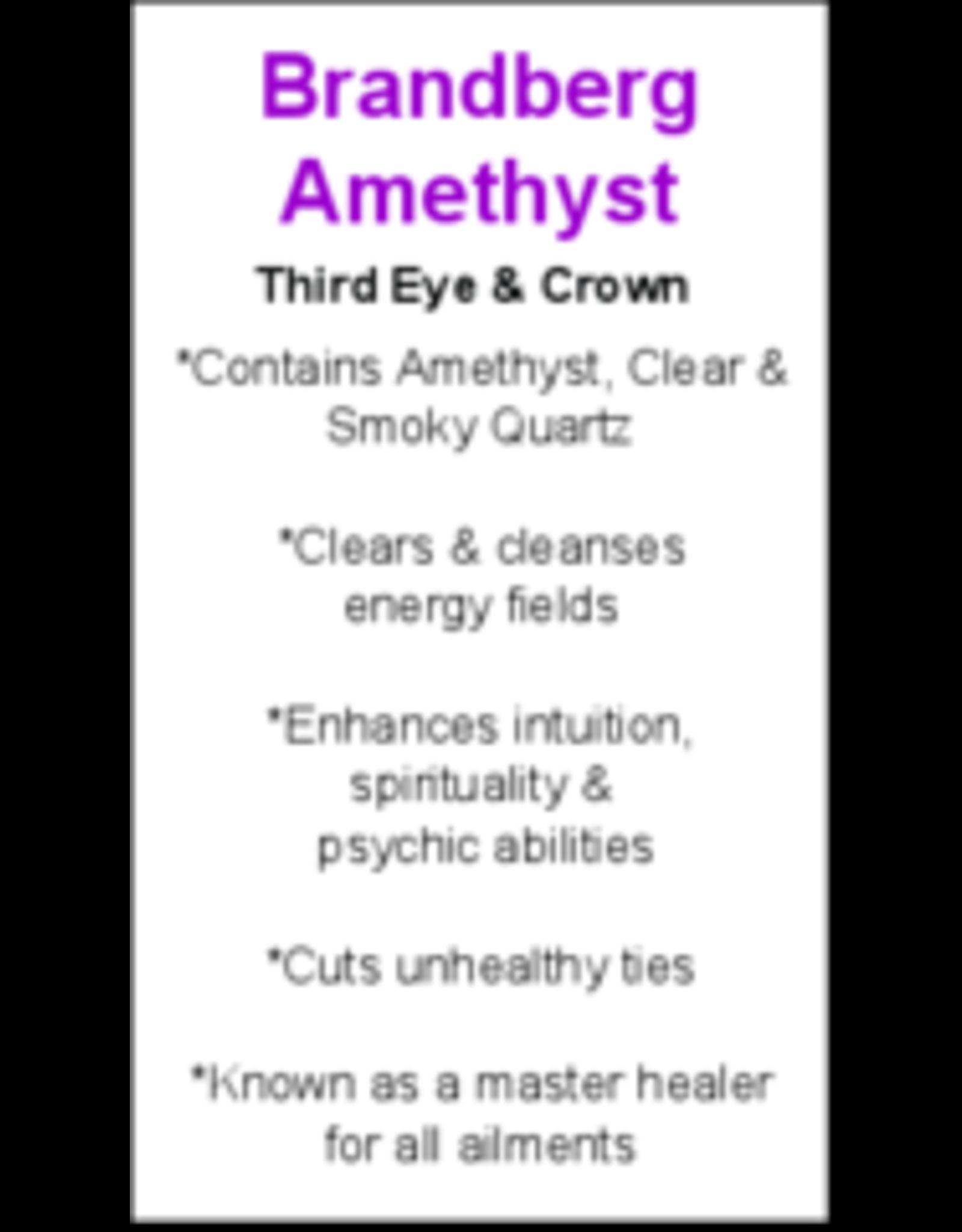 Brandberg Amethyst - Card