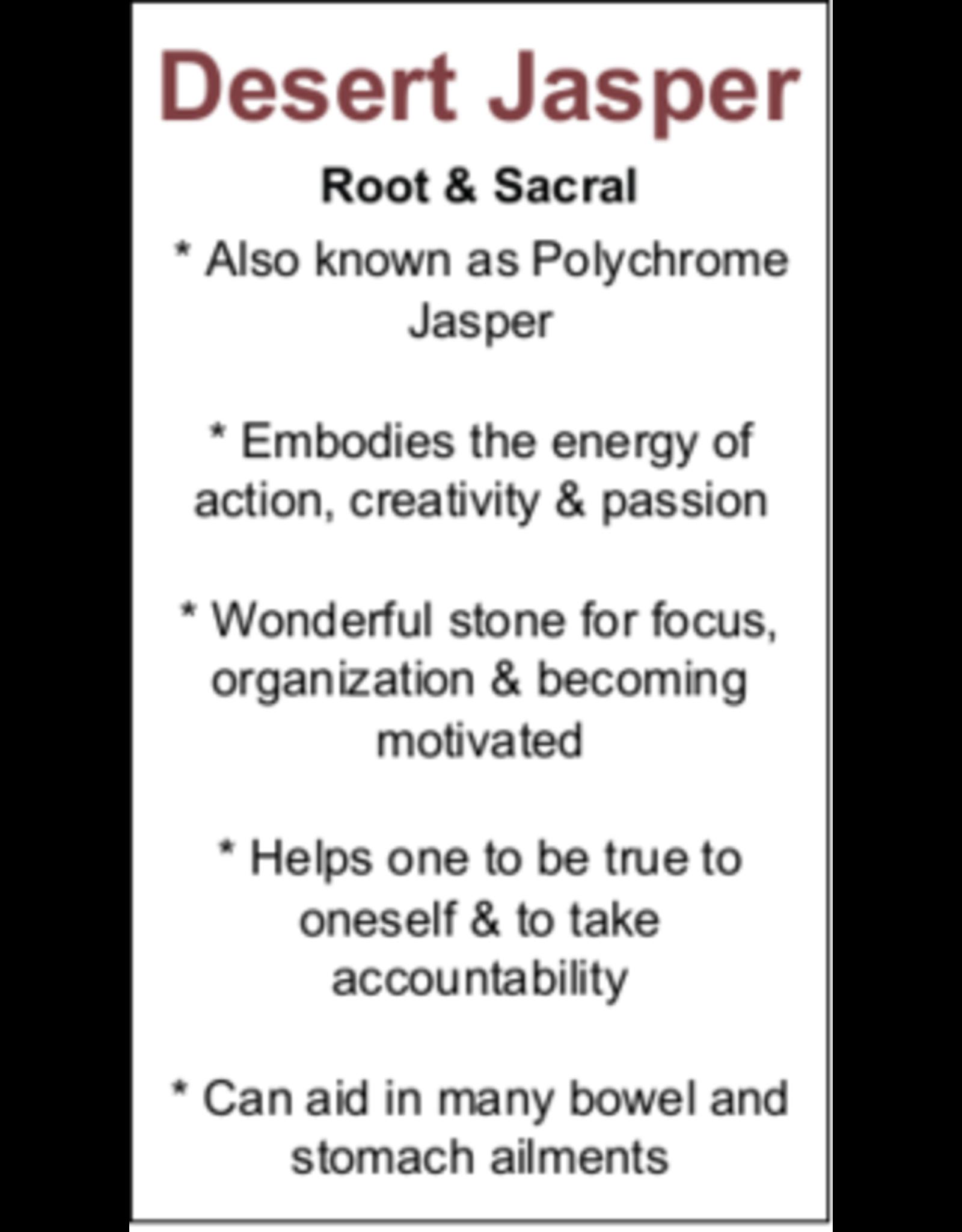 Desert Jasper - Card