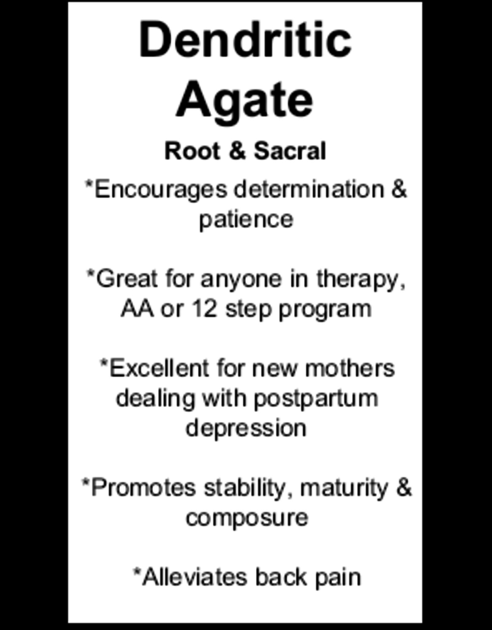 Dendritic Agate - Card