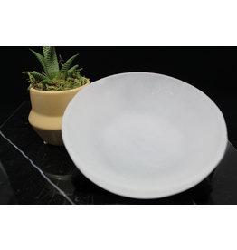 Selenite/Satin Spar Charging Bowl - Large