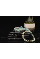 AAA Grade Peruvian Turquoise Bracelet - 8mm
