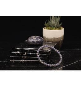 Iolite Bracelet - 4-5mm