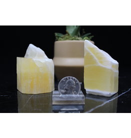 Honeycomb Calcite Free Form - Medium