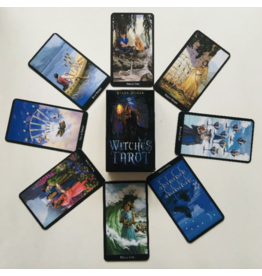Witches Tarot-Digital Guidebook
