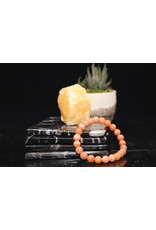 AAA Grade Orange Calcite Bracelet - 8mm