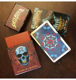 Santa Muerte (Book of the Dead) Tarot-Digital Guidebook