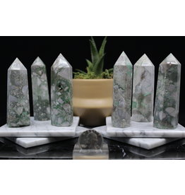 "Variscite Tower/Point -Medium (3-4"")"