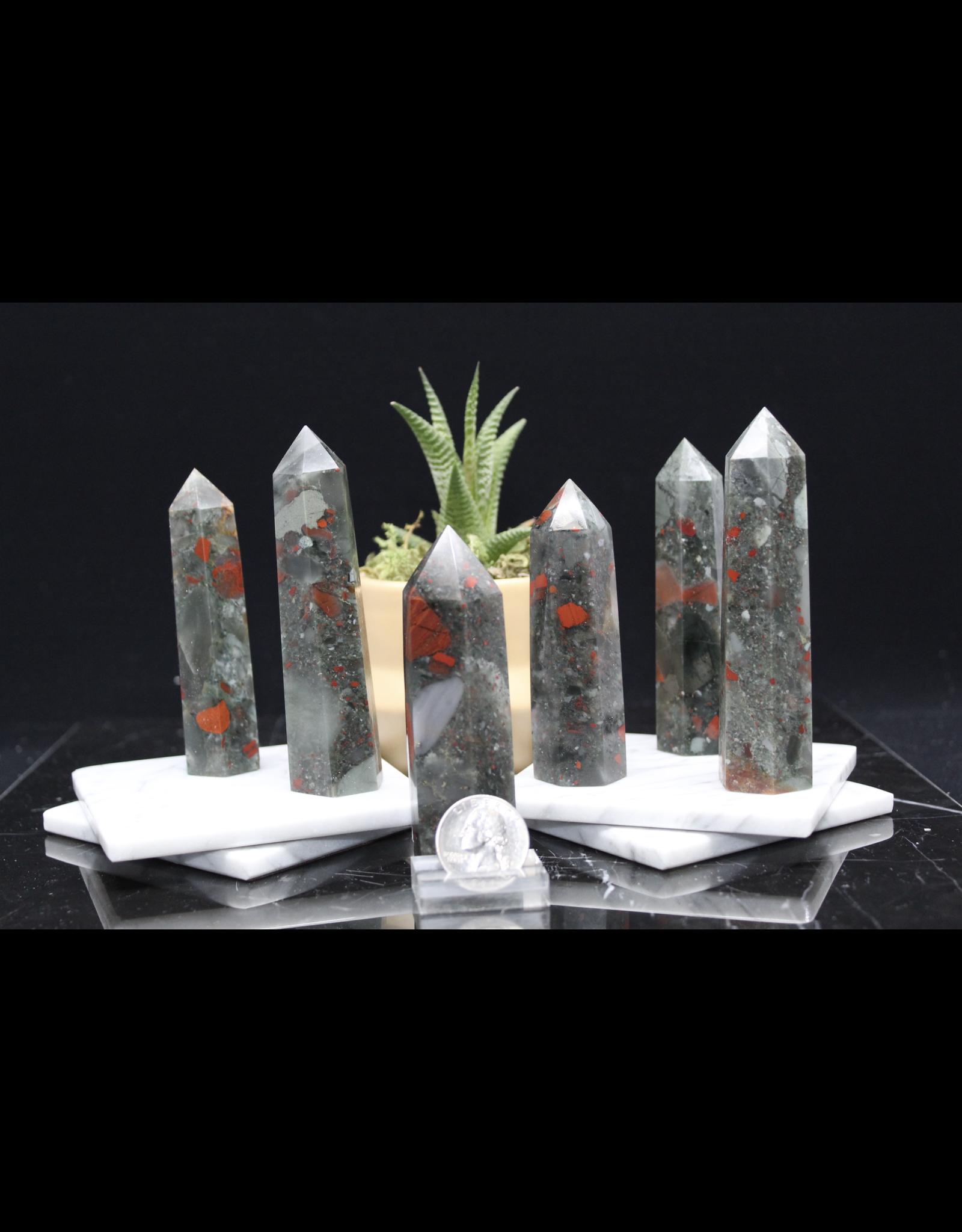 "Bloodstone Tower/Point-Medium (3-4"")"