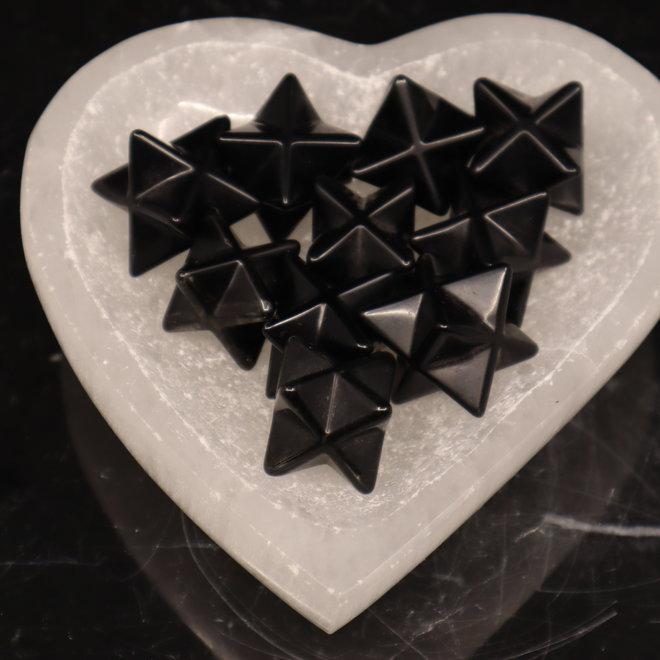 Black Obsidian Merkabah-Medium