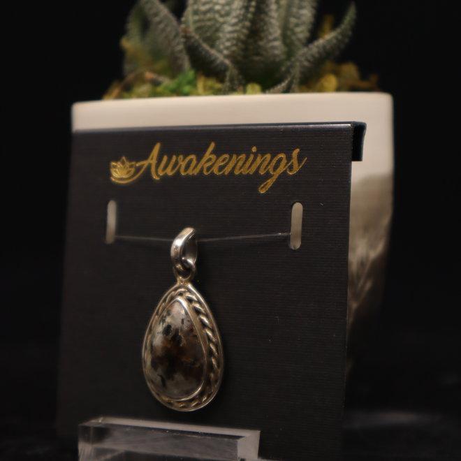 Astrophyllite Pendant #2