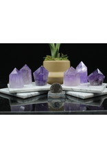 """Amethyst Tower Point -Small (1-3"""")"""